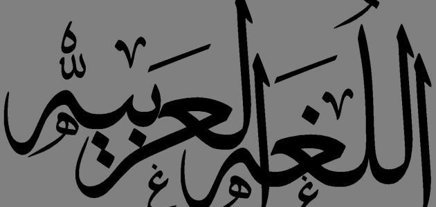 نموذج تحضير درس لغة عربية
